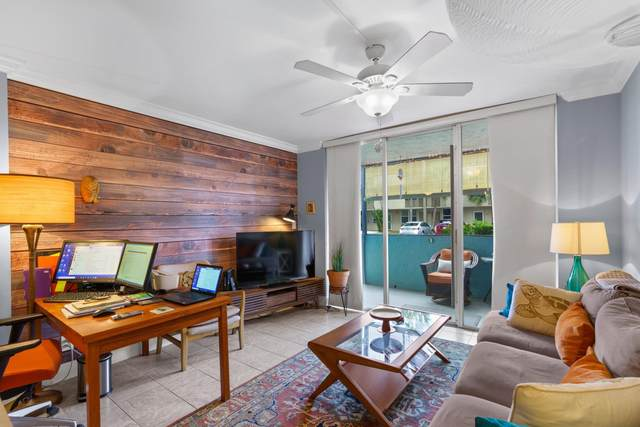 777 S Federal Highway #106, Pompano Beach, FL 33062 (#RX-10681116) :: Posh Properties