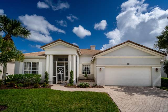 285 SW Lake Forest Way, Port Saint Lucie, FL 34986 (#RX-10696683) :: Baron Real Estate