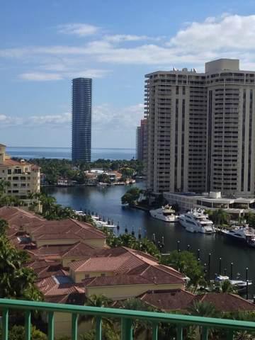 19900 E Country Club Drive #1203, Aventura, FL 33180 (#RX-10713243) :: Baron Real Estate