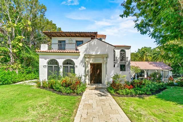 50 Coconut Lane, Ocean Ridge, FL 33435 (#RX-10741953) :: Posh Properties