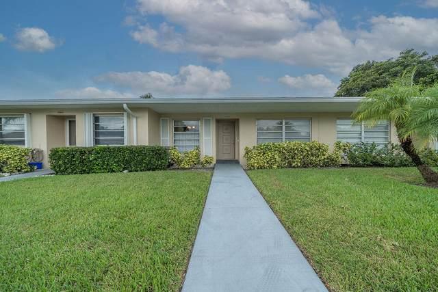20834 Wendall Terrace #59, Boca Raton, FL 33433 (MLS #RX-10748115) :: Castelli Real Estate Services