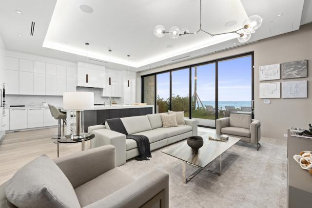 3621 S Ocean Boulevard #3, Highland Beach, FL 33487 (MLS #RX-10407426) :: Berkshire Hathaway HomeServices EWM Realty