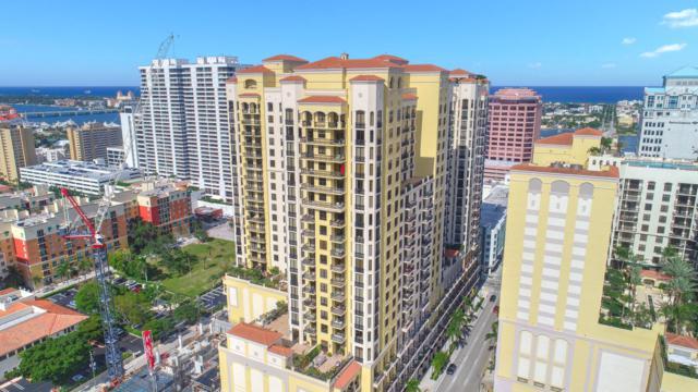 701 S Olive Avenue #1204, West Palm Beach, FL 33401 (#RX-10431736) :: Ryan Jennings Group
