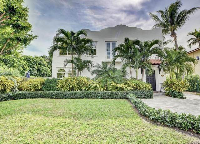 222 Monroe Drive, West Palm Beach, FL 33405 (MLS #RX-10463713) :: Berkshire Hathaway HomeServices EWM Realty