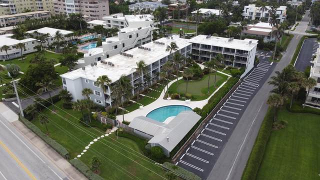 150 N Ocean Boulevard S-18, Delray Beach, FL 33483 (#RX-10542130) :: Ryan Jennings Group