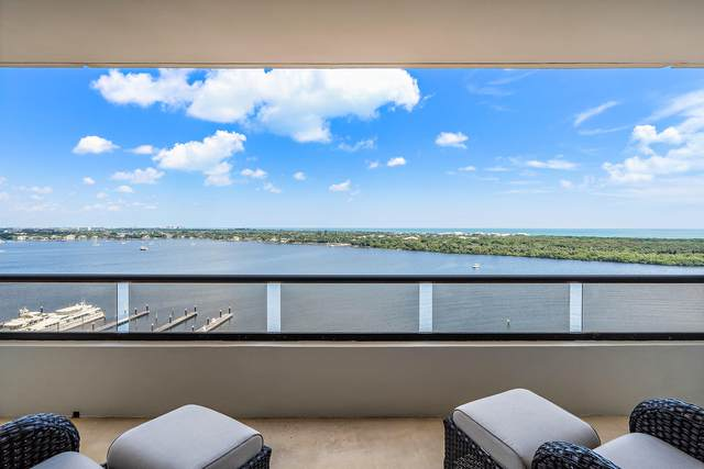 100 Lakeshore Drive #1452, North Palm Beach, FL 33408 (#RX-10560196) :: Realty One Group ENGAGE