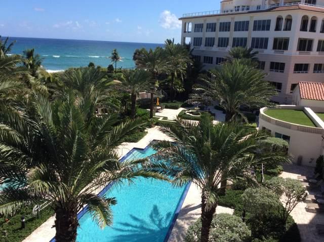 3000 S Ocean Boulevard 204N, Palm Beach, FL 33480 (#RX-10563504) :: Ryan Jennings Group