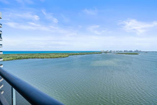 100 Lakeshore Drive #1955, North Palm Beach, FL 33408 (#RX-10622672) :: Ryan Jennings Group