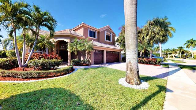19759 Dinner Key Drive, Boca Raton, FL 33498 (#RX-10623243) :: Ryan Jennings Group