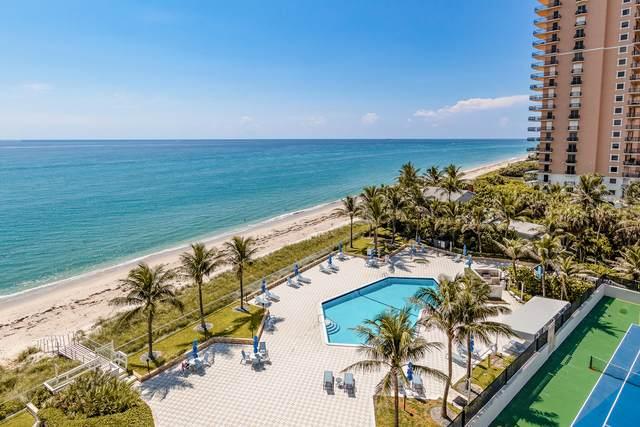 5200 N Ocean Drive #704, Singer Island, FL 33404 (#RX-10638297) :: Signature International Real Estate