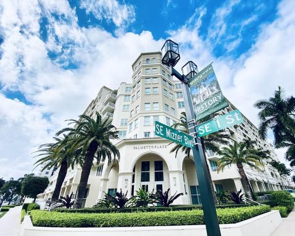 99 SE Mizner Boulevard #746, Boca Raton, FL 33432 (#RX-10641716) :: Posh Properties