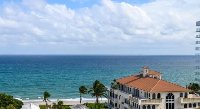 3450 S Ocean Boulevard Lph 6, Highland Beach, FL 33487 (#RX-10646110) :: Posh Properties