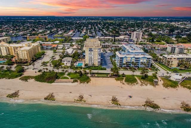 800 SE 20th Avenue #410, Deerfield Beach, FL 33441 (#RX-10653024) :: Ryan Jennings Group