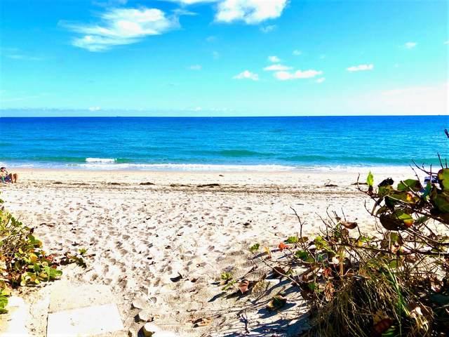 3450 S Ocean Boulevard #306, Highland Beach, FL 33487 (#RX-10669004) :: Signature International Real Estate