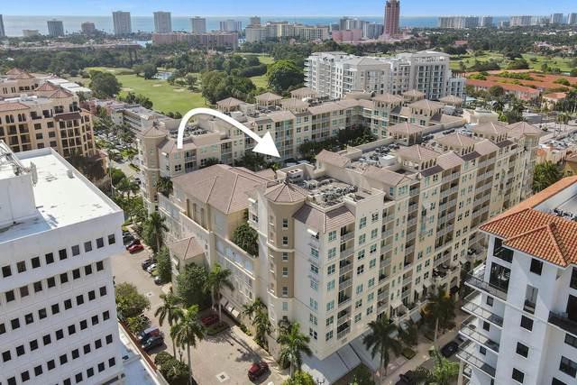 99 SE Mizner Boulevard Ph 44, Boca Raton, FL 33432 (#RX-10679596) :: Michael Kaufman Real Estate
