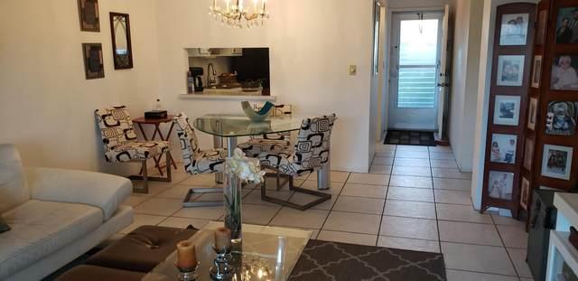 2811 S Garden Drive #110, Lake Worth, FL 33461 (#RX-10701076) :: Baron Real Estate