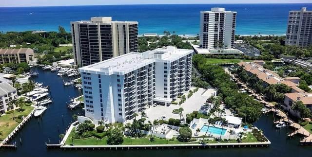 4750 S Ocean Boulevard #210, Highland Beach, FL 33487 (#RX-10714958) :: DO Homes Group