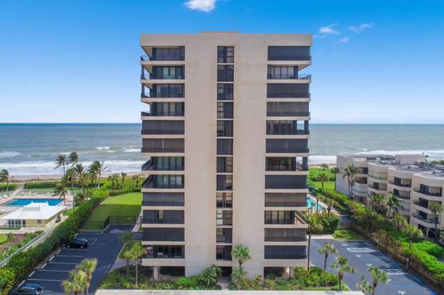450 Ocean Drive #802, Juno Beach, FL 33408 (#RX-10530500) :: Ryan Jennings Group