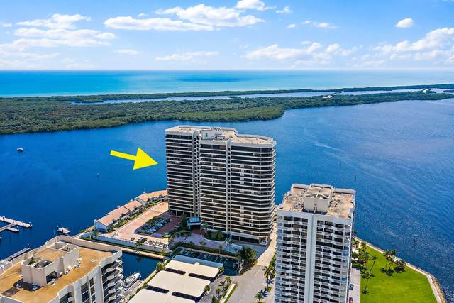 100 Lakeshore Drive #1452, North Palm Beach, FL 33408 (#RX-10560196) :: Baron Real Estate
