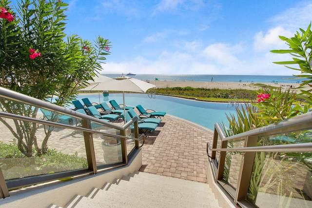 2700 N Ocean Drive 406B, Singer Island, FL 33404 (MLS #RX-10577160) :: Berkshire Hathaway HomeServices EWM Realty