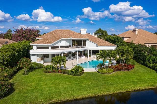 3160 Burgundy Drive N, Palm Beach Gardens, FL 33410 (MLS #RX-10594180) :: Berkshire Hathaway HomeServices EWM Realty