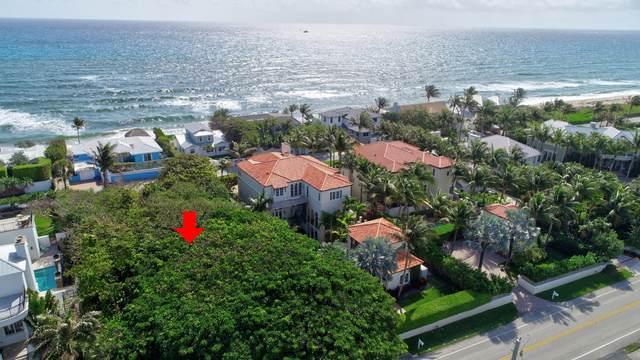 6107 N Ocean Boulevard, Ocean Ridge, FL 33435 (#RX-10605583) :: Posh Properties