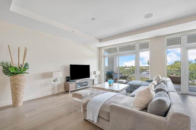 3200 S Ocean Boulevard #302, Highland Beach, FL 33487 (#RX-10701710) :: Baron Real Estate