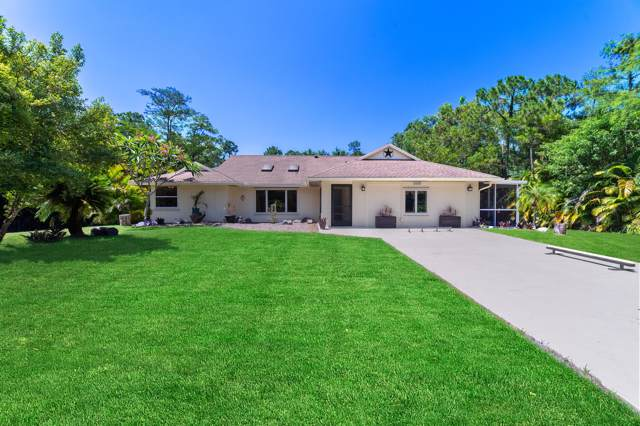 11669 162nd Place N, Jupiter, FL 33478 (MLS #RX-10535068) :: Berkshire Hathaway HomeServices EWM Realty
