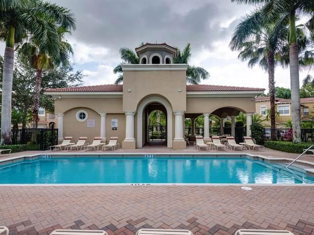 4851 Bonsai Circle #105, Palm Beach Gardens, FL 33418 (#RX-10547181) :: Ryan Jennings Group