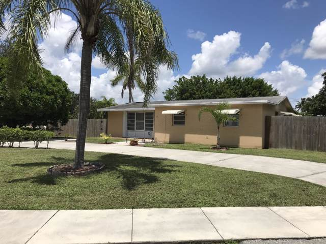 712 Royal Palm Beach Boulevard, Royal Palm Beach, FL 33411 (MLS #RX-10553432) :: Laurie Finkelstein Reader Team