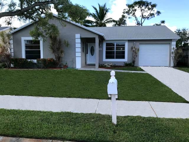146 Banyan Circle, Jupiter, FL 33458 (MLS #RX-10564848) :: Laurie Finkelstein Reader Team