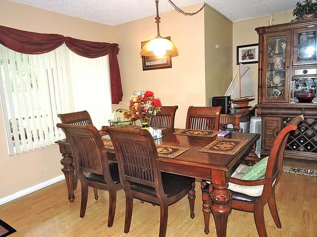 328 Pine Ridge Circle B-1, Greenacres, FL 33463 (#RX-10630246) :: Posh Properties