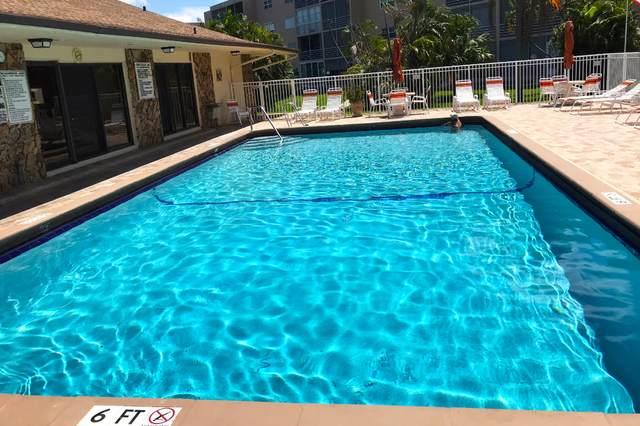 424 SE 10th Street #202, Dania Beach, FL 33004 (#RX-10642387) :: Treasure Property Group