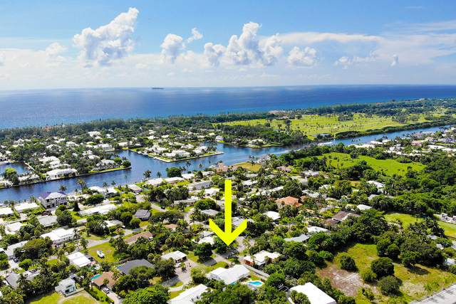 3206 Palm Drive, Delray Beach, FL 33483 (MLS #RX-10649079) :: Berkshire Hathaway HomeServices EWM Realty