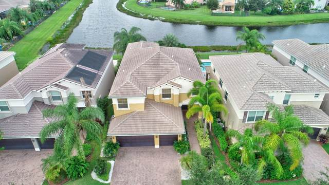 8012 Emerald Winds Circle, Boynton Beach, FL 33473 (MLS #RX-10555480) :: Berkshire Hathaway HomeServices EWM Realty
