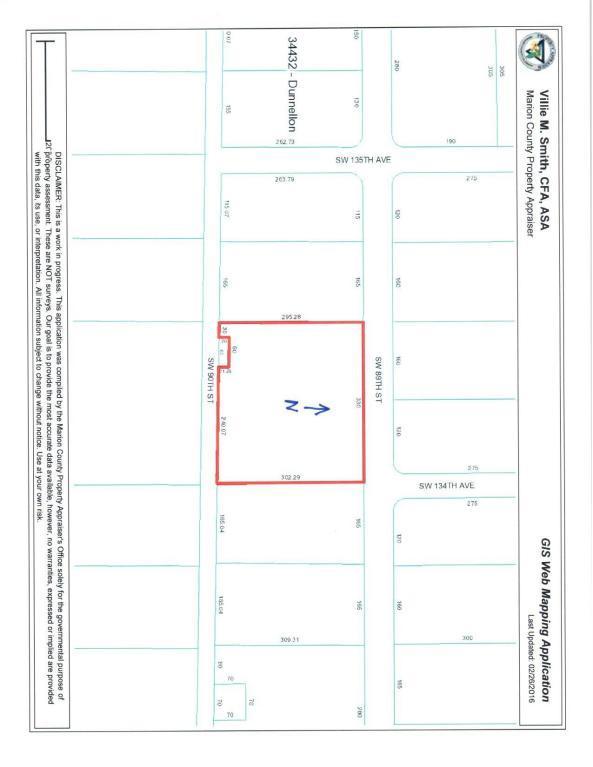 0 SW 89th Street, Dunnellon, FL 34432 (#RX-10253359) :: The Reynolds Team/Treasure Coast Sotheby's International Realty