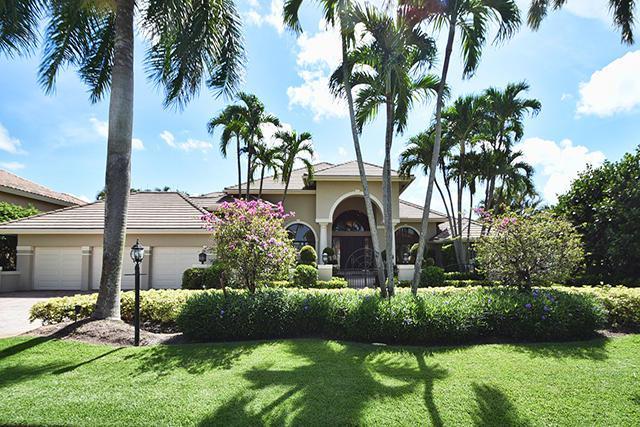17030 Brookwood Drive, Boca Raton, FL 33496 (#RX-10345376) :: The Carl Rizzuto Sales Team