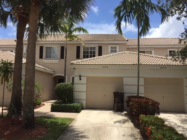4672 Palmbrooke Circle #4672, West Palm Beach, FL 33417 (#RX-10345427) :: The Carl Rizzuto Sales Team