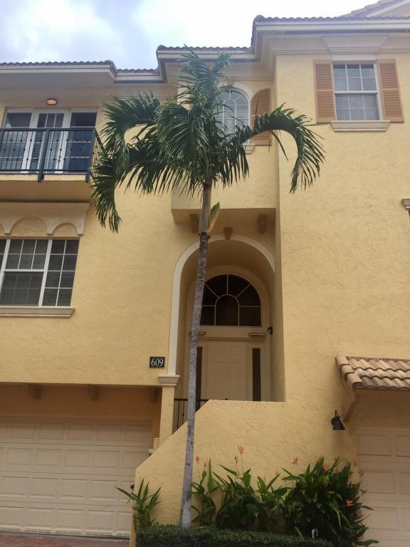609 Renaissance Way, Delray Beach, FL 33483 (MLS #RX-10346052) :: RE/MAX Advisors