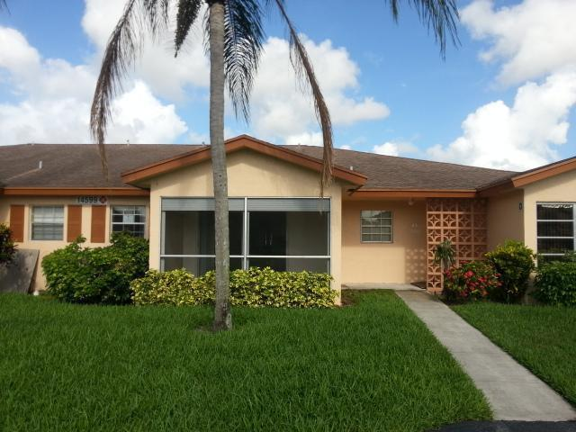 14599 Canalview Drive C, Delray Beach, FL 33484 (#RX-10346457) :: Ryan Jennings Group