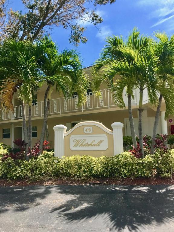 478 Tequesta Drive #109, Tequesta, FL 33469 (#RX-10365995) :: Amanda Howard Real Estate