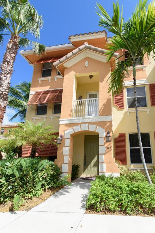 1389 Piazza Pitti #1389, Boynton Beach, FL 33426 (#RX-10374266) :: Keller Williams