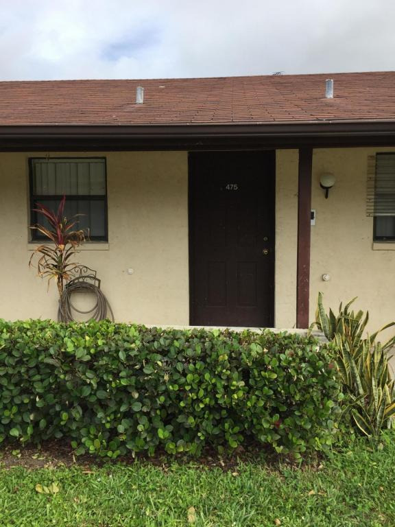 475 Glenwood Drive, West Palm Beach, FL 33415 (#RX-10374402) :: Keller Williams