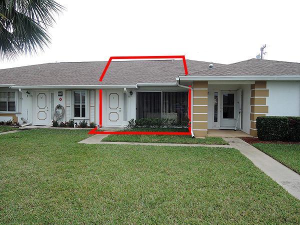 1227 S Lakes End Drive Apt C, Fort Pierce, FL 34982 (#RX-10374413) :: Keller Williams