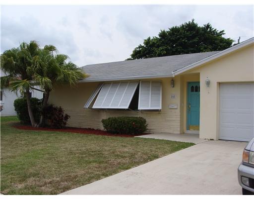 161 SW 11th Court, Boca Raton, FL 33486 (MLS #RX-10383507) :: Castelli Real Estate Services