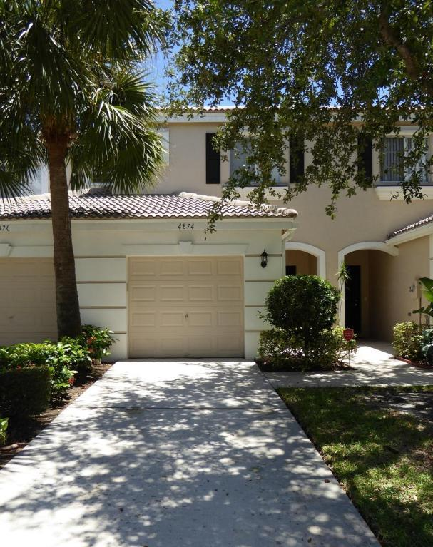 4874 Palmbrooke Circle, West Palm Beach, FL 33417 (#RX-10384060) :: The Haigh Group | Keller Williams Realty