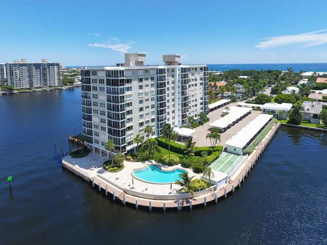 400 Seasage Drive #603, Delray Beach, FL 33483 (#RX-10389774) :: Ryan Jennings Group