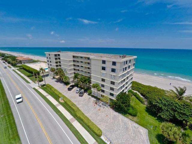 900 Ocean Drive #105, Juno Beach, FL 33408 (#RX-10396087) :: The Carl Rizzuto Sales Team