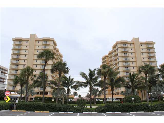4511 S Ocean Boulevard #105, Highland Beach, FL 33487 (#RX-10405619) :: The Haigh Group | Keller Williams Realty