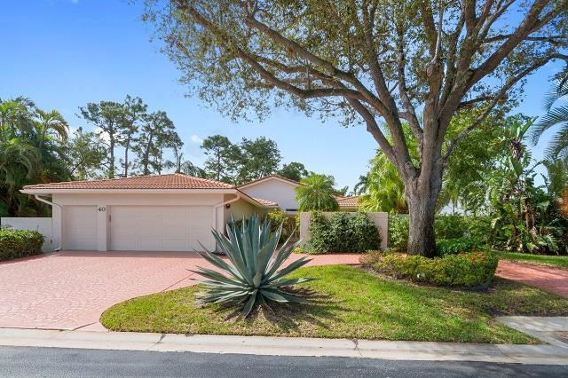 40 Northwoods Lane, Boynton Beach, FL 33436 (#RX-10407960) :: The Haigh Group | Keller Williams Realty